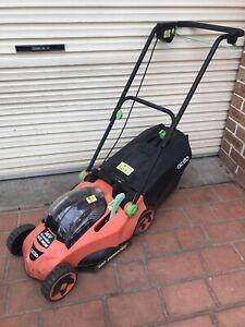 Ozito li-Lon cordless lawn mower 36V