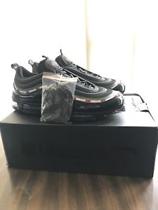 Undefeated air max 97 (Black)