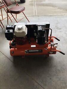 Gas air compressor for sale