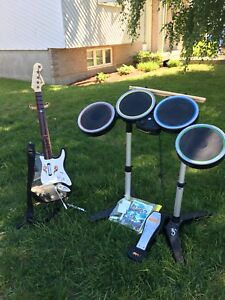Rock Band 2 Wii