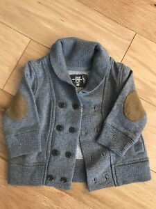 Baby shirt and sweater