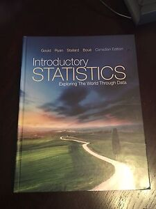 Introductory Statistics Textbook