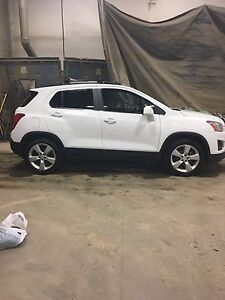 2013 Chevy Trax fully loaded