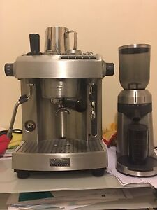 sunbeam espresso coffee machine with grinder Thomastown Whittlesea Area Preview