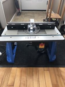 Router table mastercraft buy or sell tools in ontario kijiji router table keyboard keysfo Image collections