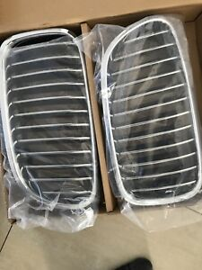 Bmw 2007-2013 coupe 3 series grill oem e92 e93