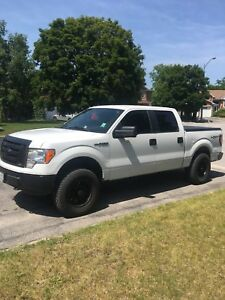 2012 Ford F-150 XLT super crew cab