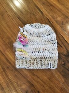 Toddler hat (fits 1-2yrs)