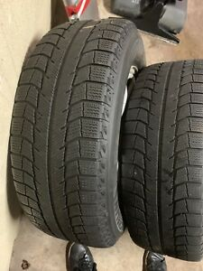 245/65/17 Michelin winter tires on Honda/Acura rims 5x120