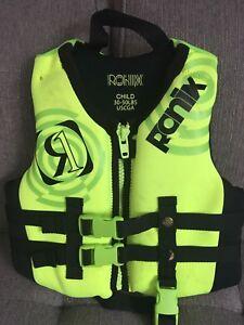 Ronix Wakeboard Vest