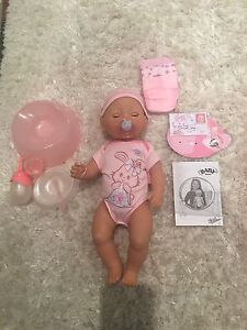 Baby Born Interactive Doll Mount Hawthorn Vincent Area Preview