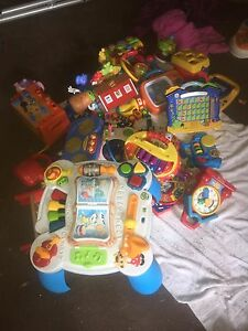 Toy lot!