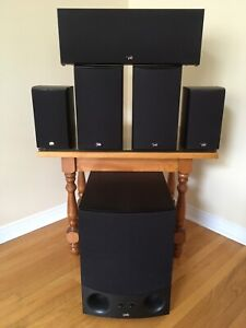 PSB Image Speakers 5.1