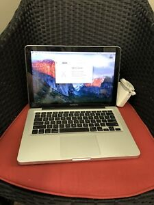 "2009 13"" MacBook Pro; 8GB Ram; 2TB Hard Drive; New Battery"