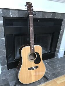 Aria A790 acoustic guitar 200 obo