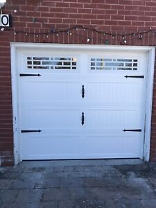 Brand New Custom Garage Door