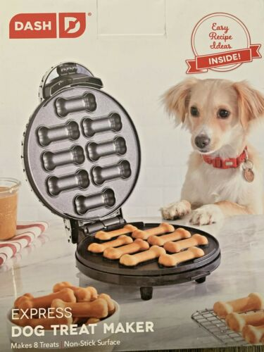 Dash Express Dog Treat Maker Non-Stick