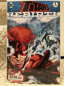 Titans Rebirth One Shot #1