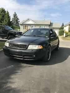 Audi s4 2.7t stage 2
