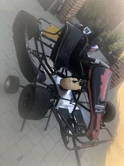 2014 lightning Terrino Dirt Kart roller Wanneroo Wanneroo Area Preview