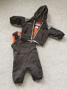 Snowsuit for baby