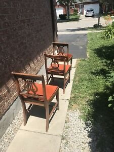 Chairs for sale .. $20 each