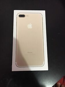 Iphone 7 plus 256gb gold Paralowie Salisbury Area Preview