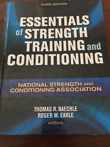 Textbook Essentials of Strength Training and Conditioning Wavell Heights Brisbane North East Preview