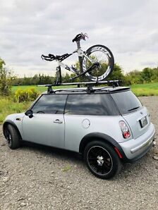 2002 Mini Cooper Canadian launch edition
