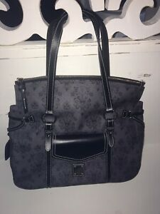 Disney Dooney and Bourke Haunted Mansion Smith Bag