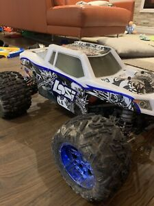 Losi LST 3XL-E Monster Truck_1/8th-Scale