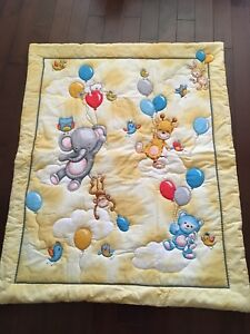 Hand made baby quilts