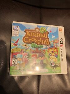 Selling Animal Crossing 3DS