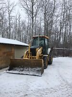 Driveway clearing/snow removal