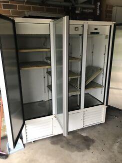 Commercial fridge 3 door, takeaway shops, fridge