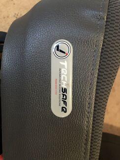 Techsafe van seat