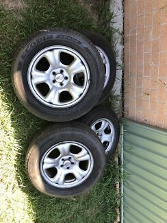 Subaru forester wheels