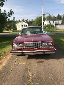 1982 Antique Plymouth Caravelle
