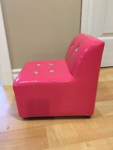 Pink Toddler Chair