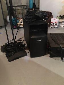 Bose surround sound (wired)