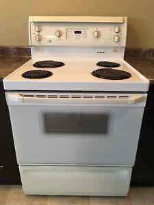 GE brand element stove