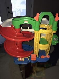 Fisher Price Spiral Racetrack