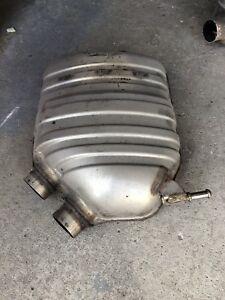 Audi S5 2009 B8 OEM Resonator