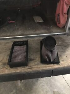 6.7 Powerstroke reusable air filters