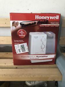 Warm Moisture Humidifier