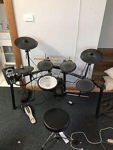 Roland TD-11 K V drum kit Sandy Bay Hobart City Preview