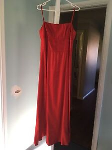 Red evening dress Narromine Narromine Area Preview