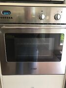 Omega Electric oven and gas hob Dunlop Belconnen Area Preview