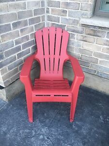 MOVING- Patio Chair
