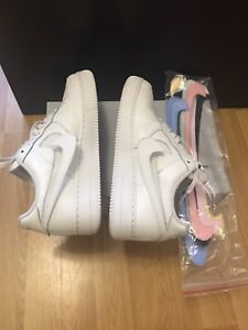 Air Force 1 Low Sail 'Swoosh Pack' size 8.5
